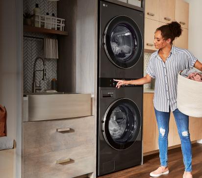 LG Laundry Appliance